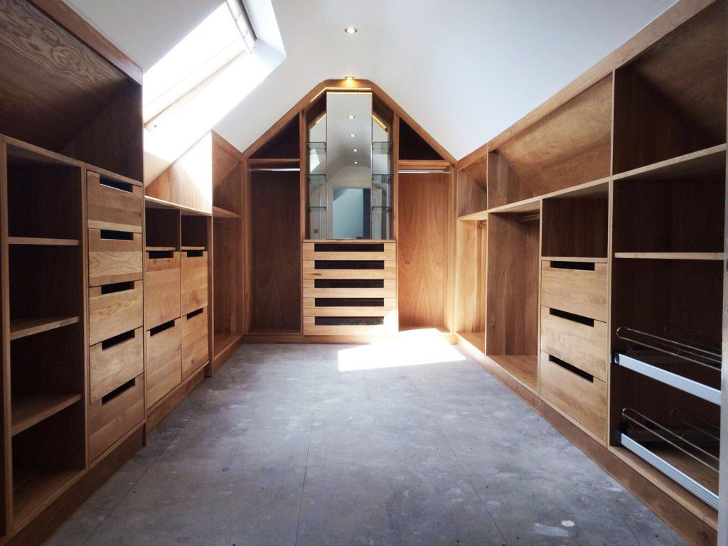 fitted loft storage