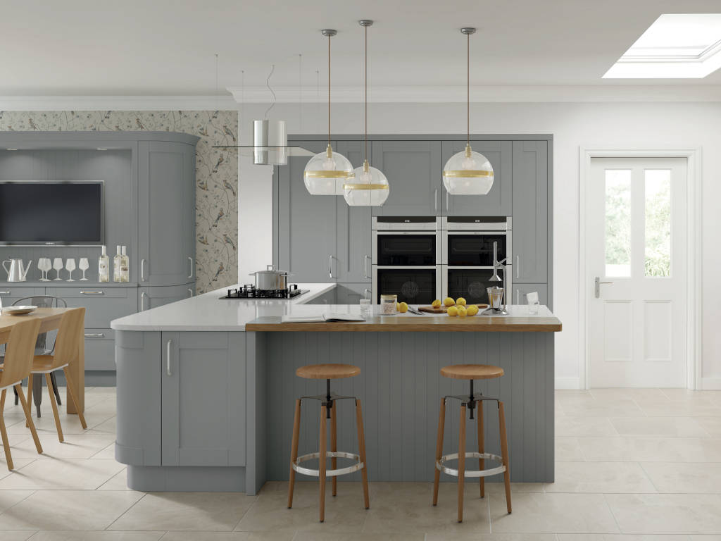 Cambridge bespoke kitchen