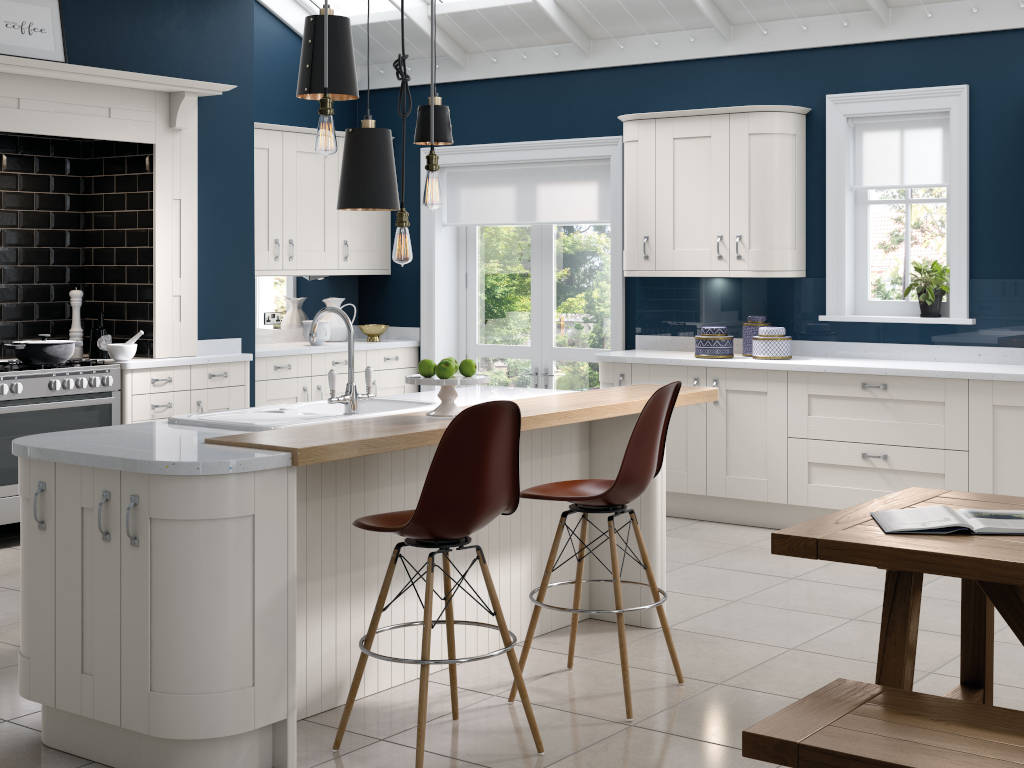 Designer Shaker Kitchen