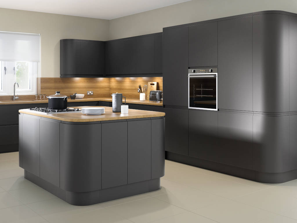 Lucente Matt Bespoke Kitchen