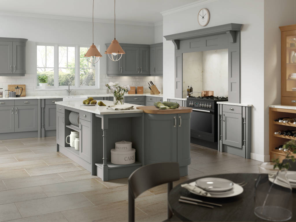 Bespoke traditional kitchen